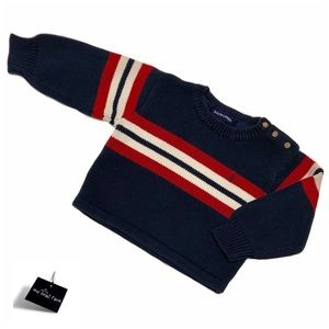 Ralph Lauren Dark Blue Sweater for Boy 2T
